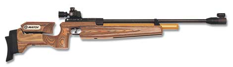 Air rifles review by Australian Shooter magazine - SSAA