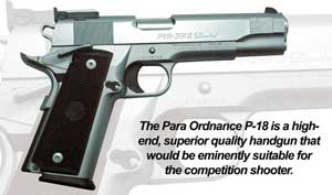 Para Ordnance P Series  38 Super - by Ric Tester - SSAA