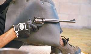 Rimfire revolvers for metallic silhouette - by John Robinson - SSAA